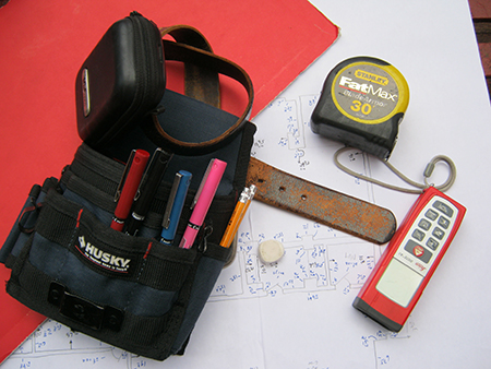 survey equipment image