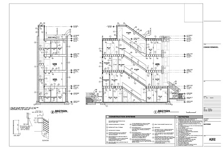 Construction Drawings By